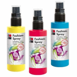 Marabu - Marabu Fashion Spray Sprey Kumaş Boyası 100 ml
