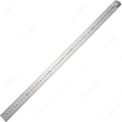 Mas - Mas Çelik Cetvel 50cm