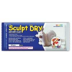 Mungyo - Mungyo Air Sculpt Dry Seramik Hamuru Beyaz 250g