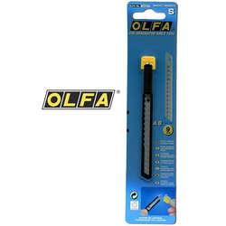 Olfa - Olfa Metal Gövdeli Dar Maket Bıçağı S