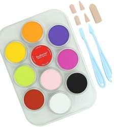 Pan Pastel - PanPastel Boya Seti 10lu Flower Coloring Kit 1 (1)