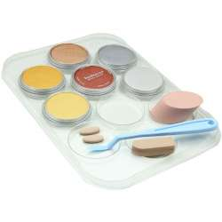 Pan Pastel - PanPastel Boya Seti 6lı Metallic Colors (1)