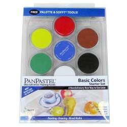 Pan Pastel - PanPastel Boya Seti 7li Basic Colors Starter Set
