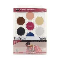 Pan Pastel - PanPastel Boya Seti 7li Portrait Starter Set
