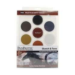 Pan Pastel - PanPastel Boya Seti 7li Sketch & Tone