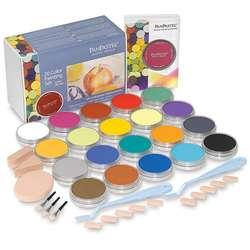 Pan Pastel - PanPastel Boya Seti 20li Pure Colors