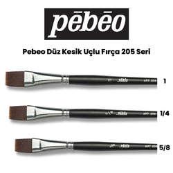 Pebeo - Pebeo 205 Seri Düz Kesik Uçlu Fırça