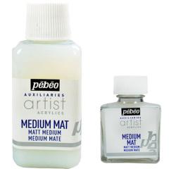 Pebeo - Pebeo Artist Acrylics Medium Mat