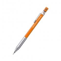 Pentel - Pentel Graph 600 Teknik Çizim Versatil Kalem 0,5mm Turuncu