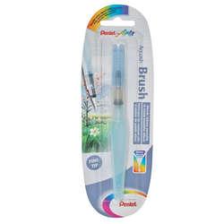 Pentel - Pentel Su Hazneli Fırça Aquash Brush Fine Tip