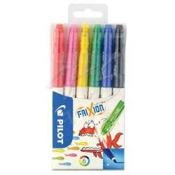 Pilot - Pilot Frixion Colors Marker 6lı Set