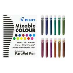 Pilot - Pilot Parallel Pen Kartuş 12li IC-P3-AST