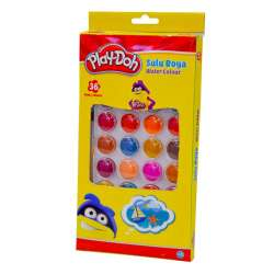 Play-Doh - Play-Doh Sulu Boya 36 Renk SU010