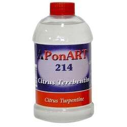 Ponart - Ponart Citrus Terebentin 214 500ml (1)