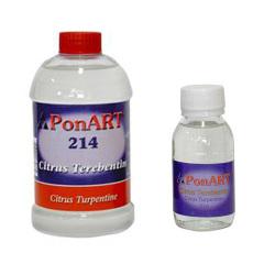 Ponart - Ponart Citrus Terebentin 214