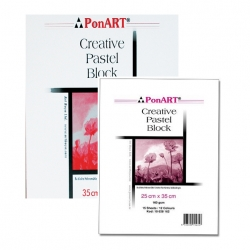 Ponart - Ponart Creative Pastel Blok 160g