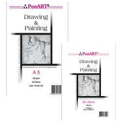 Ponart - Ponart D&P Blok Resim Defteri 130g