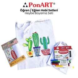 Ponart - Ponart Heybe Boyama Seti PHS-21
