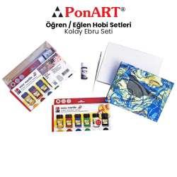 Ponart - Ponart Kolay Ebru Seti PHS-18
