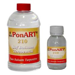 Ponart - Ponart Saf Balsam Terebentin 210 - Pure Balsam Turpentine