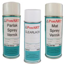 Ponart - Ponart Sprey Vernik 400 ml