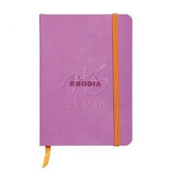 Rhodia - Rhodia Boutique Rodiarama Yumuşak Kapak Noktalı Lilac A5