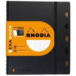 Rhodia - Rhodia Exa Book Refilable Organizer Defter 16x21cm 80 Yaprak 80g