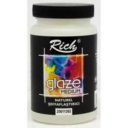Rich - Rich Glaze Medium Naturel Şeffaflaştırıcı 250ml