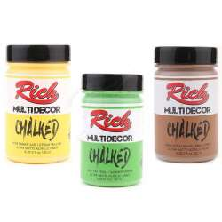 Rich - Rich Multi Decor Chalked Akrilik Boya 100ml