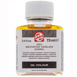 Talens - Talens Siccative Harlem Dark 75ml No:085