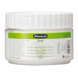 Schmincke - Schmincke Acrylic Heavy Body Gel Mat 250ml (522)