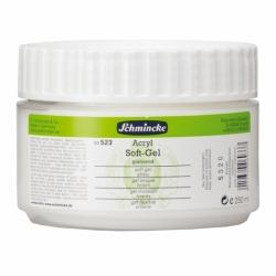 Schmincke - Schmincke Acrylic Soft Gel Glossy 250ml (523)