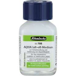 Schmincke - Schmincke Aqua Lift-off Medium 708 60ml