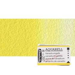 Schmincke - Schmincke Horadam Aquarell 1/1 Tablet 207 Vanadium Yellow seri 4
