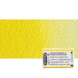 Schmincke - Schmincke Horadam Aquarell 1/1 Tablet 224 Cadmium Yellow Light S3
