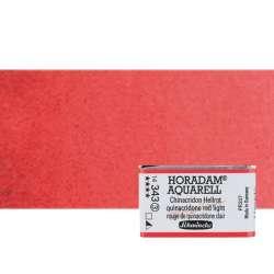 Schmincke - Schmincke Horadam Aquarell 1/1 Tablet 343 Quinacridone Red Light seri 3 (1)