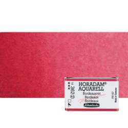 Schmincke - Schmincke Horadam Aquarell 1/1 Tablet 362 Bordeaux seri 2