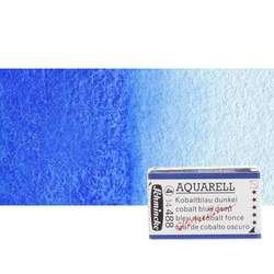 Schmincke - Schmincke Horadam Aquarell 1/1 Tablet 488 Cobalt Blue Deep seri 4