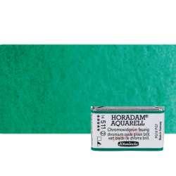 Schmincke - Schmincke Horadam Aquarell 1/1 Tablet 511 Chrom Oxide Green Brill seri 2 (1)