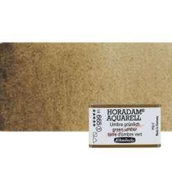 Schmincke - Schmincke Horadam Aquarell 1/1 Tablet 665geen Umber seri 1