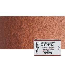 Schmincke - Schmincke Horadam Aquarell 1/1 Tablet 672 Mahogany Brown seri 2