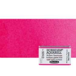 Schmincke - Schmincke Horadam Aquarell 1/1 Tablet 920 Brilliant Opera Rose seri 2 (1)