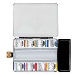 Schmincke - Schmincke Horadam Aquarell Sulu Boya Setleri 8li Yarım Tablet 74 408 (1)