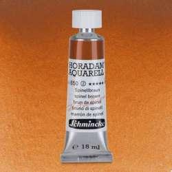 Schmincke - Schmincke Horadam Aquarell Tube 15ml Seri 2 Spinel Brown 650