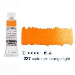 Schmincke - Schmincke Horadam Aquarell Tube 15ml S3 Cadmium Orange Light 227