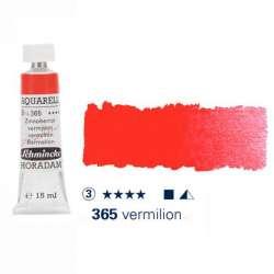 Schmincke - Schmincke Horadam Aquarell Tube 15ml Seri 3 Vermilion 365