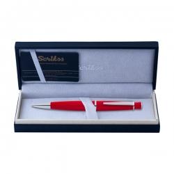 Scrikss - Scrikss 62 Tükenmez Kalem Kırmızı