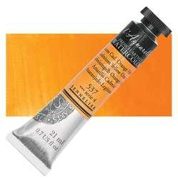 Sennelier - Sennelier Artist Tüp Sulu Boya 21ml S4 537 Cadmium Yellow Orange