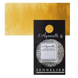 Sennelier - Sennelier Artist Tam Tablet Sulu Boya S1 254 L Yellow Ochre