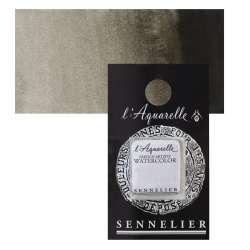 Sennelier - Sennelier Artist Tam Tablet Sulu Boya S1 No:443 Raw Sepia